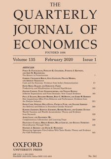 Cover of journal
