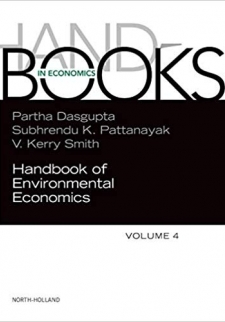 Handbook of Environmental Economics, Volume 4
